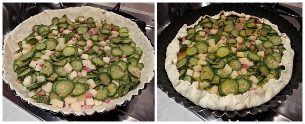 Torta Salata Zucchine4-5 mia