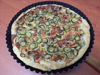 Torta Salata Zucchine6 mia