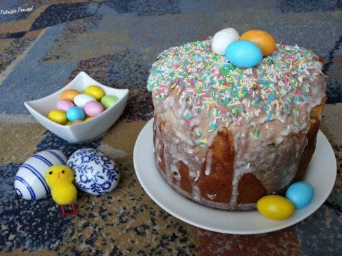CASATIELLO DOLCE (o Pigna di Pasqua)