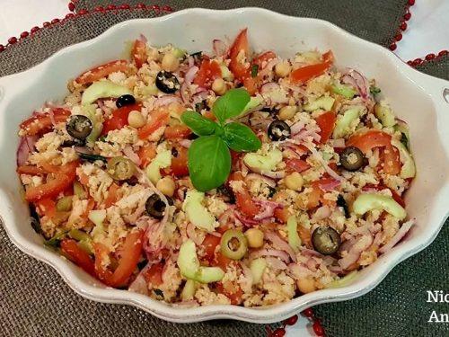 PANZANELLA RIVISITATA (ricetta Toscana)