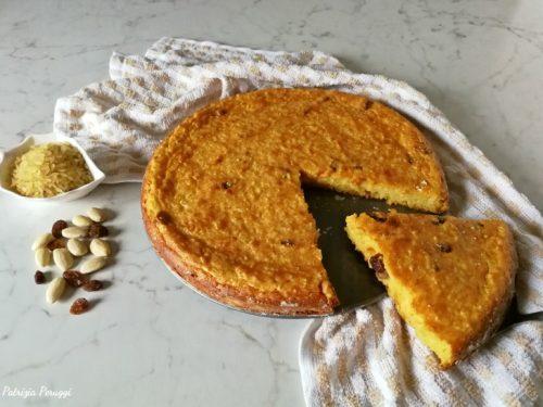 TORTA DI RISO (o Torta degli Addobbi)