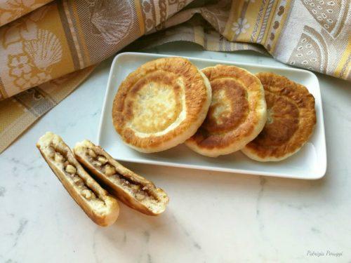 HOTTEOK DOLCI (pancake coreani ripieni)