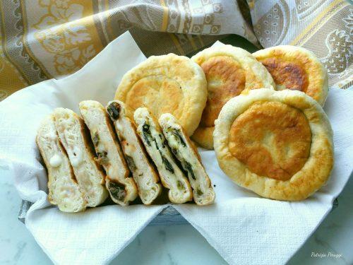 HOTTEOK SALATI (pancake coreani ripieni)