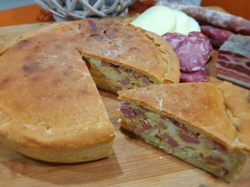 PIZZA CHIENA (ricetta tipica Campana)