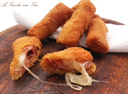 Finger Food Speck e Scamorza