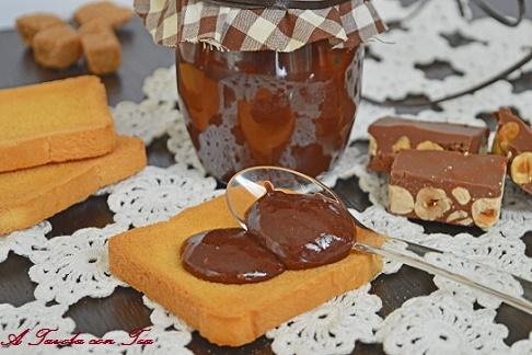 da9a1945fe Nutella fatta in casa | A Tavola con Tea