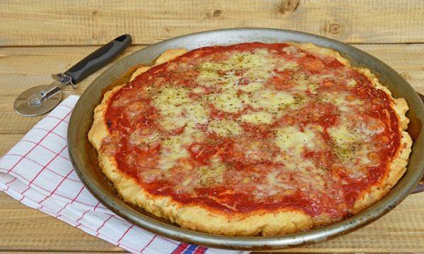 Pizza senza lievitazione facilissima e super veloce
