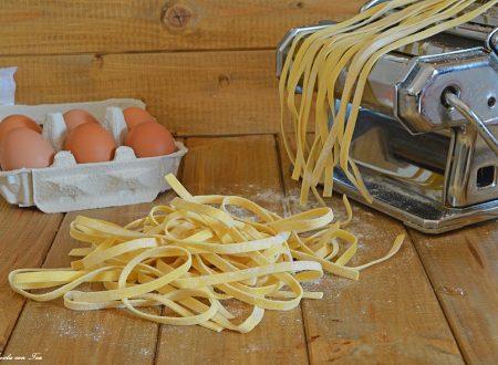 La pasta all'uovo: ricetta infallibile
