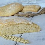 Impasto base per il pane