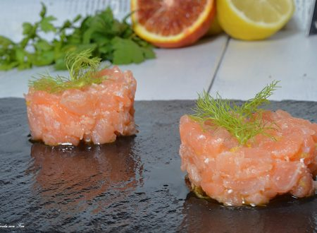 Tartare di Salmone ricetta
