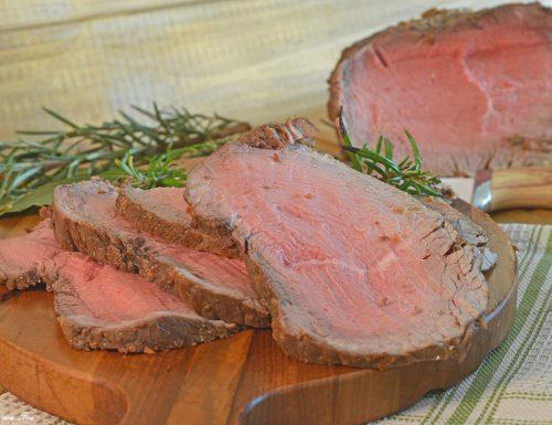 Ricetta roastbeef perfetto