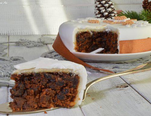 Christmas English Cake