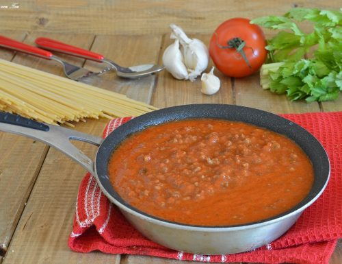 Ragù di carne con la Crock Pot – Slow Cooker