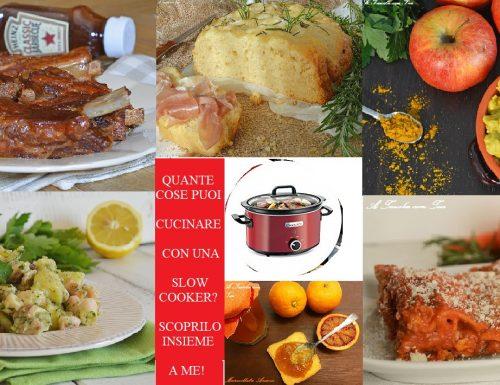 Cosa cucinare con la Crock Pot Slow Cooker