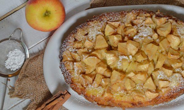 Torta di mele della nonna Crock Pot – Slow cooker