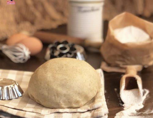 Pasta FROLLA di GRANO SARACENO senza glutine