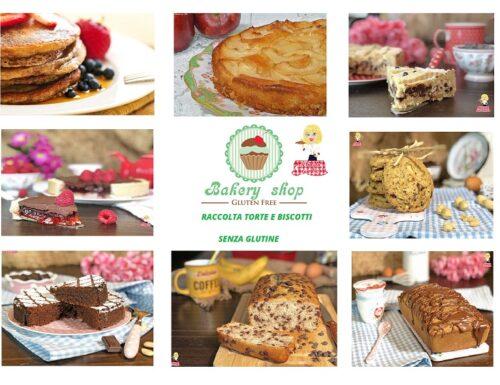Torte e biscotti SENZA GLUTINE