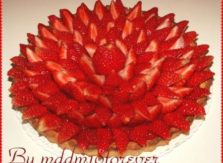 CROSTATA GRAN FRAGOLA