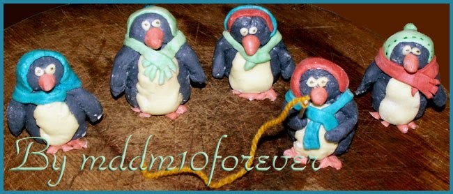 PINGUINI IN MARSHMALLOW