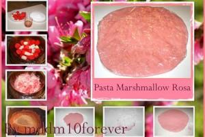 PASTA MARSHMALLOW ROSA