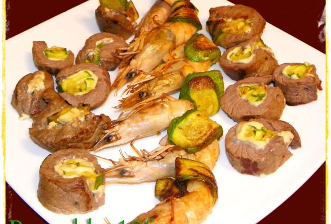 FINGER FOOD DI CARNE E PESCE