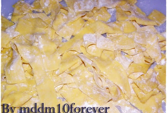 PAPPARDELLE ALL'EDAMER