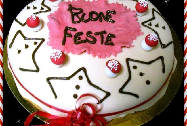 TORTA BUONE FESTE