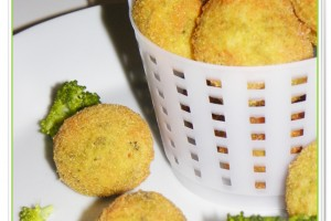 POLPETTINE DI BROCCOLI