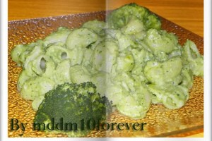 CHIFFERI CON PESTO AI BROCCOLI