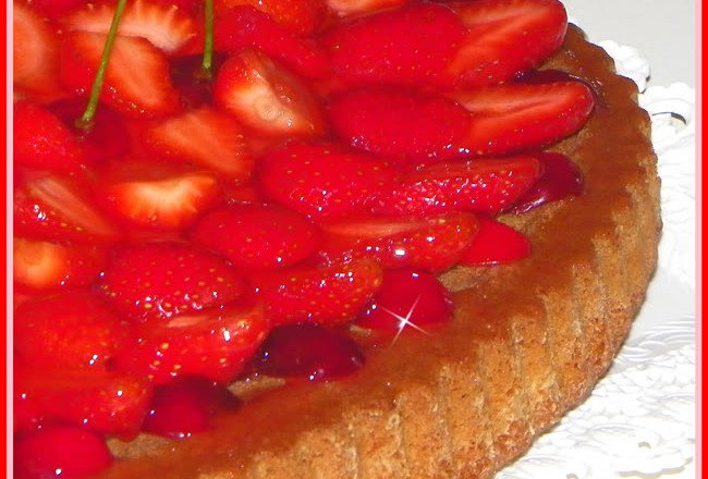 TORTA RED PASSION