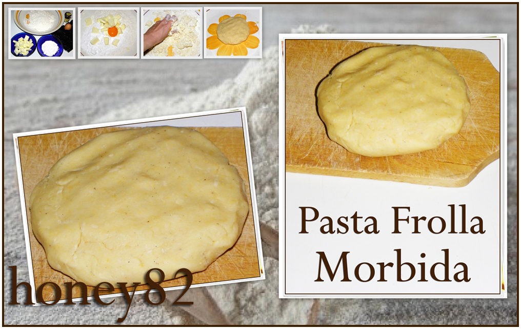Ricette di pasta frolla morbida