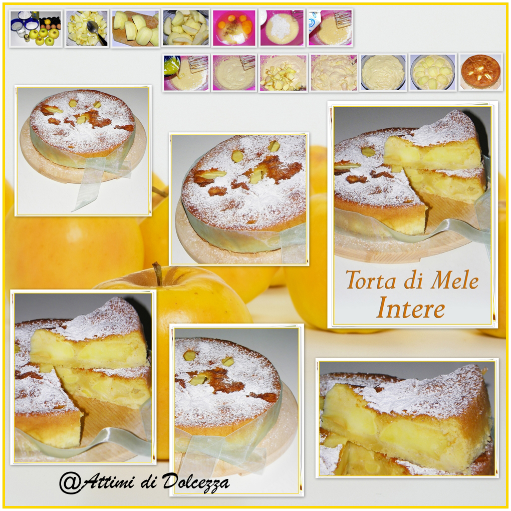 TORTA DI MELE INTERE copia