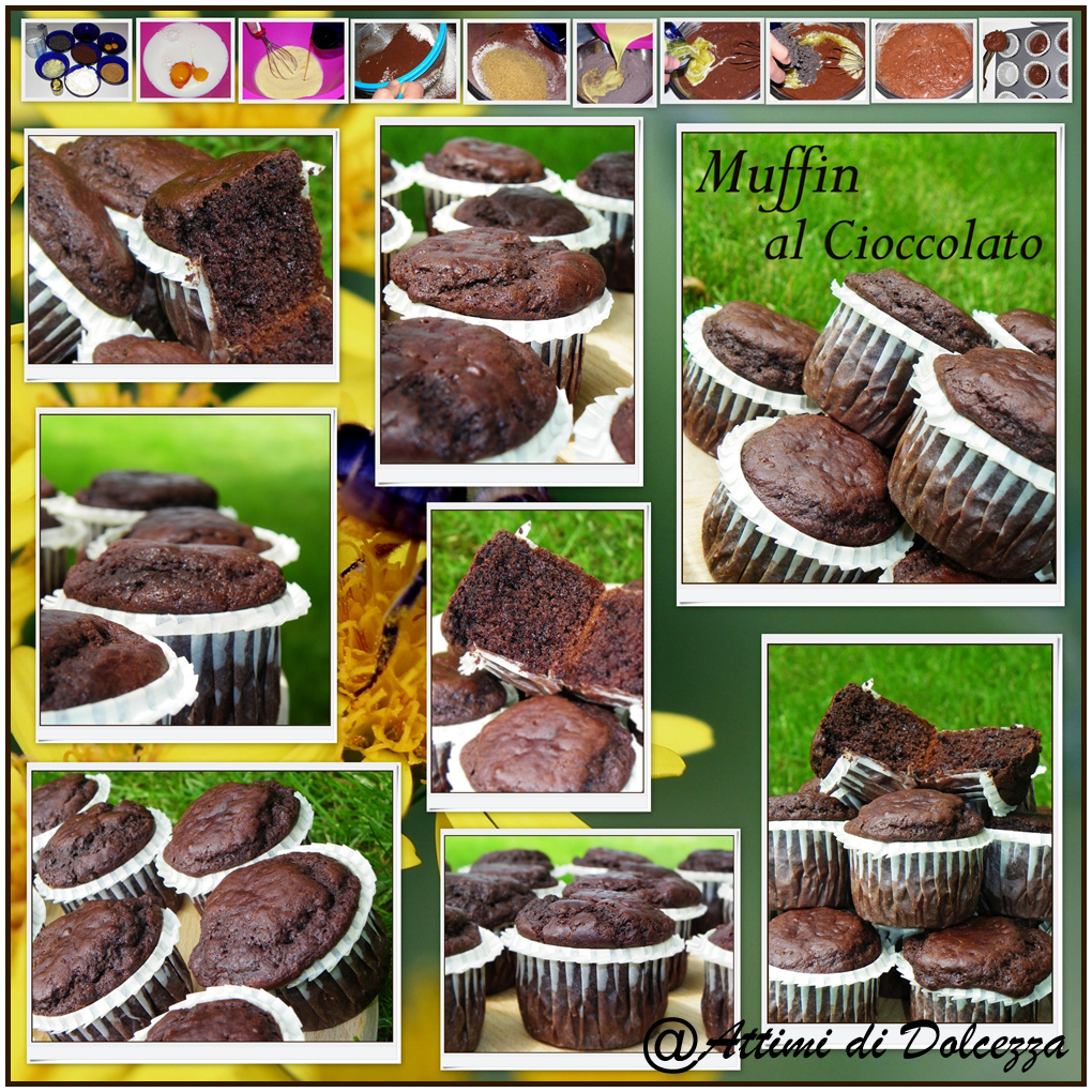 MUFFIN AL CIOCCOLATO copia