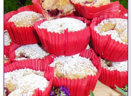 MUFFIN ALLE PRUGNE