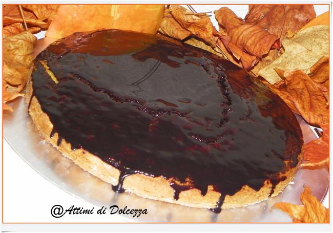 TORTA DI ZUCCA CON SALSA DI CAFFè 31-10-2015 copia