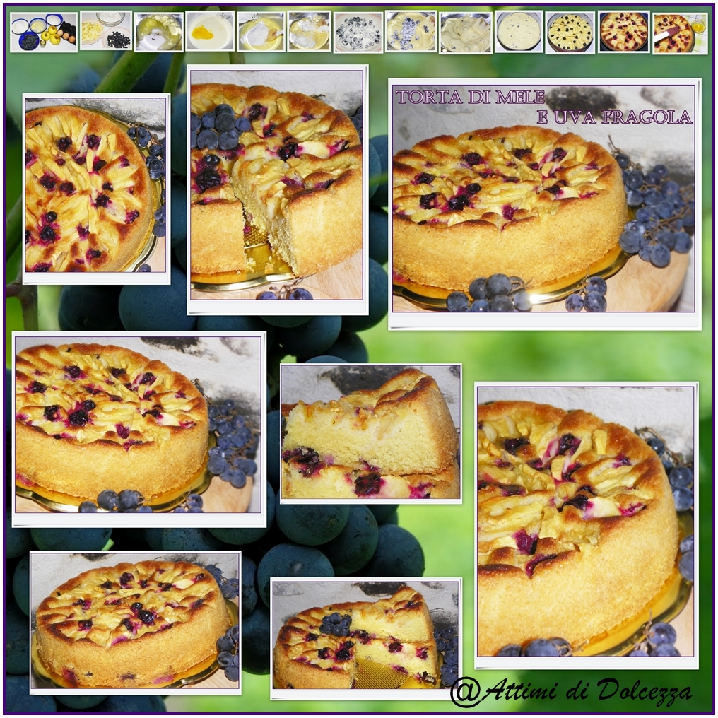 torta-di-mele-e-uva-fragola