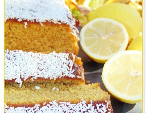 PLUM CAKE AL LIMONE
