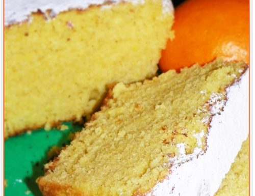 PLUM CAKE SOFFICE ALL'ARANCIA