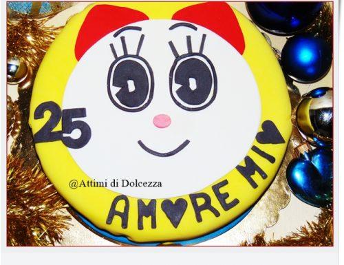 TORTA DORAMI 25