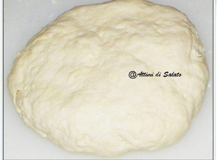 IMPASTO CROCCANTE PER TORTE SALATE