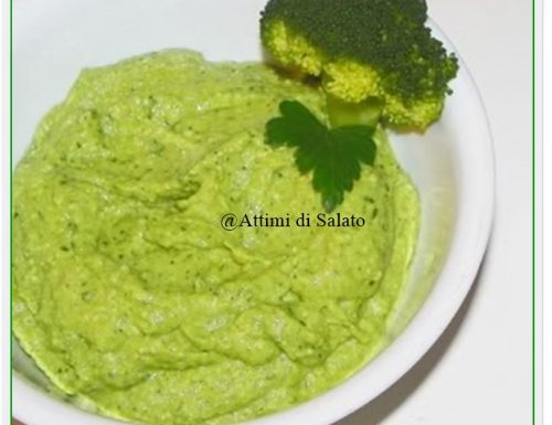 PESTO DI BROCCOLI