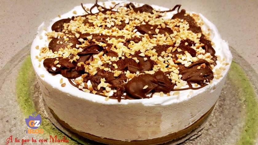 Torta fredda simil Cornetto Algida