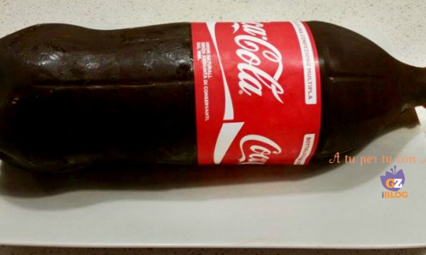 Torta Gelato Coca Cola