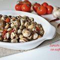 Lumache alla pugliese con sughetto piccante - Cuzziedd cunzet