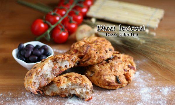 Pizzi leccesi o pizzi salentini