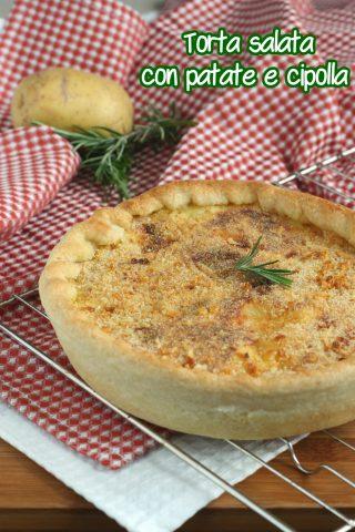 torta rustica patate