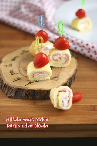 ricette magic cooker