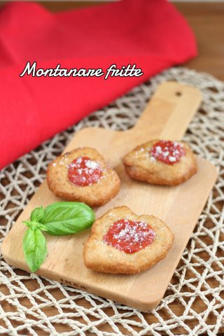 Pizzelle montanare fritte - pizza fritta magic cooker