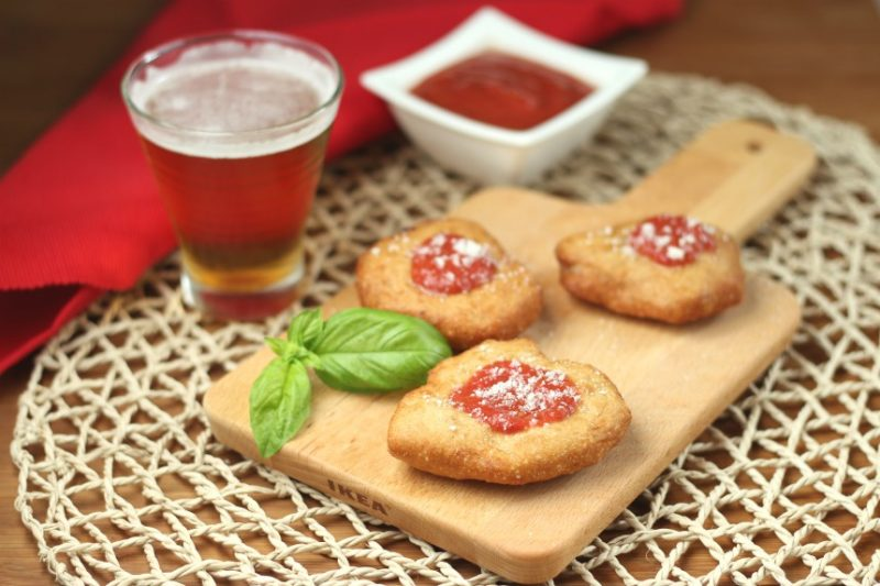 Pizzelle montanare fritte – pizza fritta magic cooker
