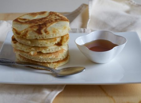 Pancakes, ricetta dolce